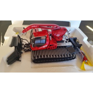 Dameuse Pistenbully 600 treuil 1/43